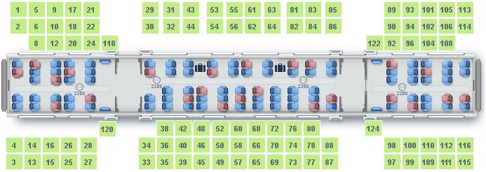 Ласточка схемы вагонов