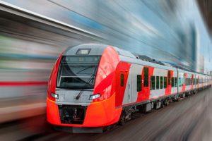 Описание поезда Ласточка